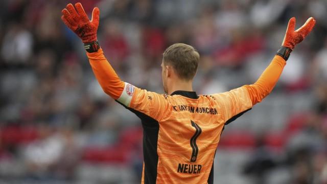 FC Bayern in der Einzelkritik: undefined