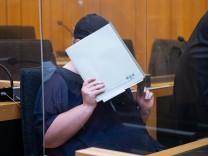 Prozess Missbrauchskomplex Münster gegen Mutter eines Opfers