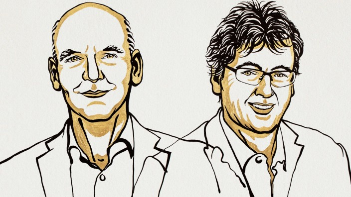 Chemie Nobelpreis 2021