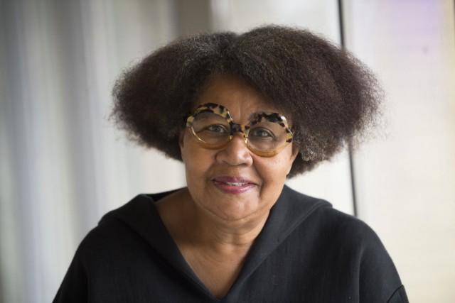 GOTHENBURG 20190927 American author writer Jamaica Kincaid, picture taken September 27, 2019. GOTHENBURG Sweden - x10080