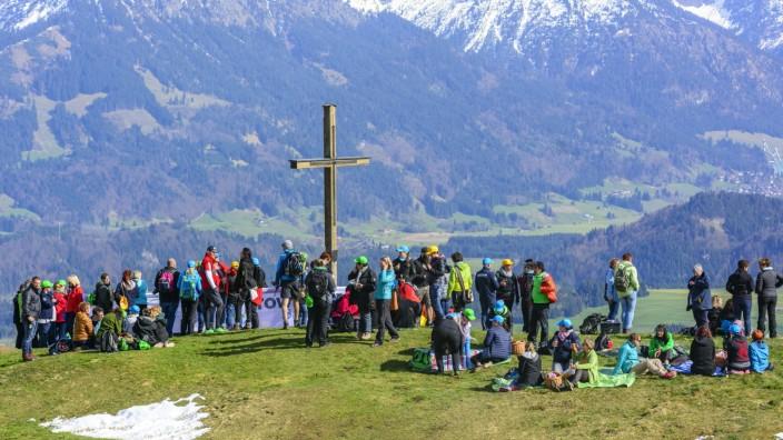 Prowin-Gipfelsturm