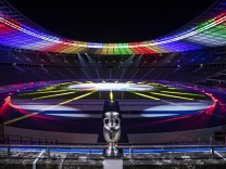 UEFA 2024 - Siegerpokal