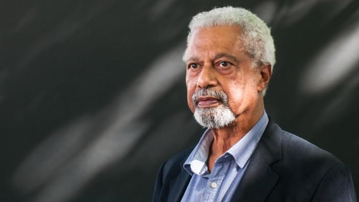 Literaturnobelpreisträger Abdulrazak Gurnah
