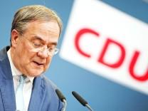 Sondierungsgespräche - CDU