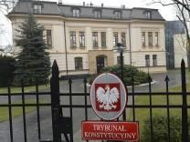 Polens Verfassungsgericht
