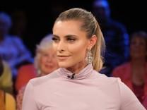 Hamburg Sophia Thomalla in der NDR Talk Show Talkshow Fototermin am 11 1 2019 im NDR Fernsehstudio