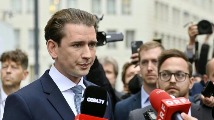 Regierungskrise nach Hausdurchsuchung im ÖVP-Hauptsitz