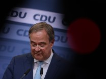 Armin Laschet Alludes To His Possible Replacement As CDU Leader