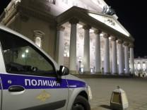 Unfall am Bolschoi: Tödliche Kulisse