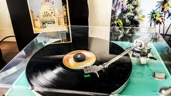 Musikindustrie: Es gibt sie seit 70 Jahren, dann waren sie fast verschwunden, jetzt sind sie wieder da: Vinyl-Schallplatten.