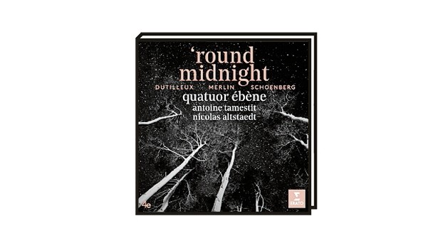 """Klassik-Kolumne: Quatuor Ébène: Der Instrumentalrausch """"'round midnight""""."""
