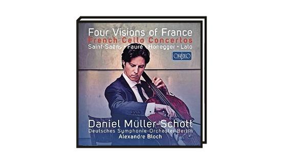 """Klassik-Kolumne: Daniel Müller-Schotts """"Four Visions of France""""."""