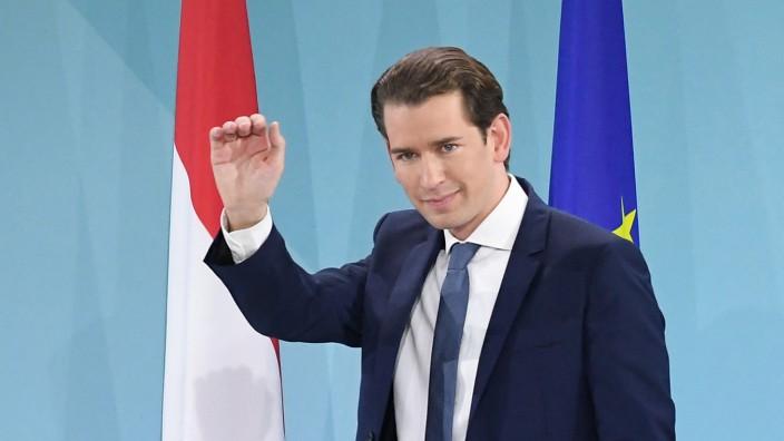 Österreich: Ex-Bundeskanzler Sebastian Kurz (ÖVP)