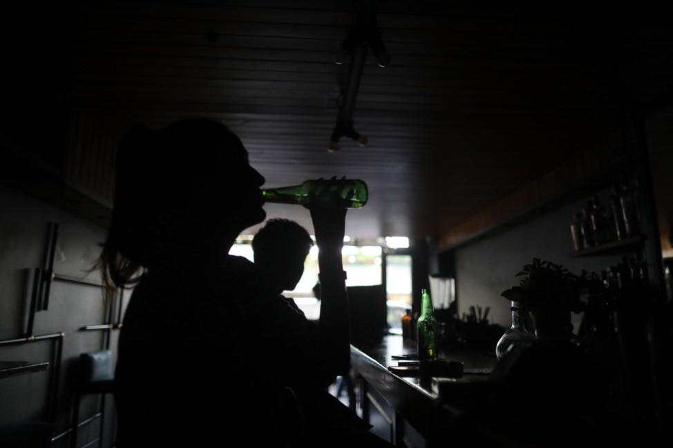 Economic Crisis Plunges Lebanon Into Darkness