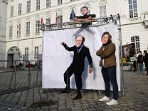 Austrian Parliament Convenes Following Resignation Of Chancellor Kurz