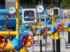 LENINGRAD REGION, RUSSIA   JULY 27, 2021: A gas measuring unit at the Slavyanskaya compressor station (operated by Gazp