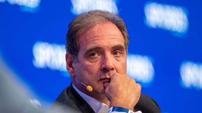 Hertha BSC: CEO Carsten Schmidt
