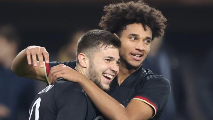 Hungary v Germany - UEFA European Under-21 Championship Qualifier