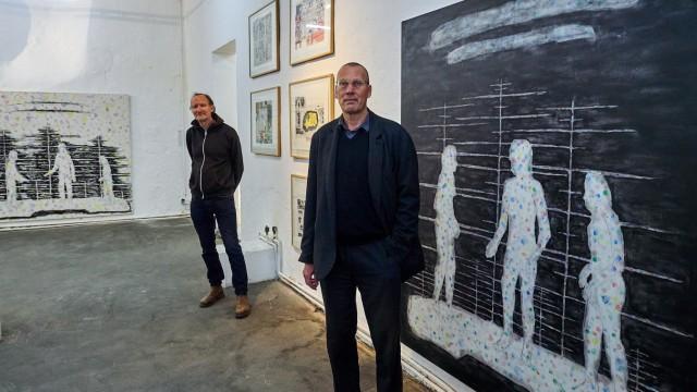 KVE - Ausstellung Conrady & Hofstetter