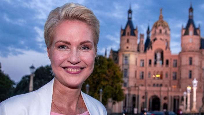 Regierungsbildung in Mecklenburg-Vorpommern