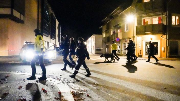 Gewalttat nahe Oslo
