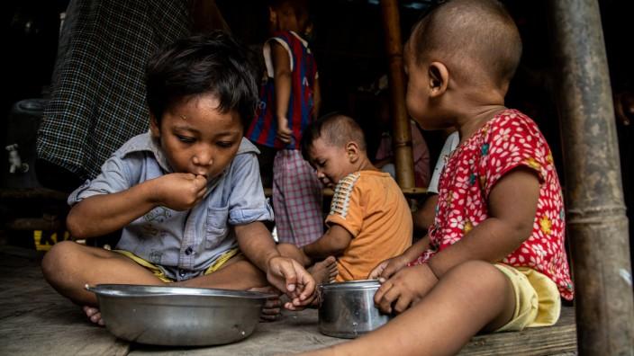 Millionen Menschen in Myanmar benötigen humanitäre Hilfe