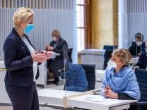 Sondersitzung Landtag Mecklenburg-Vorpommern