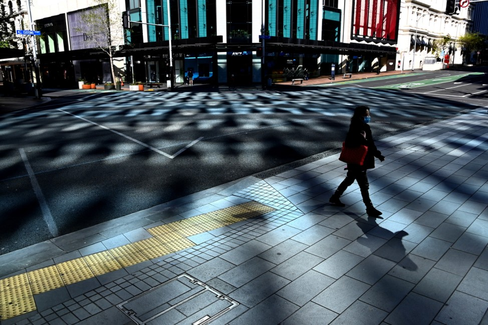 BESTPIX - Lockdown Continues In Auckland As New Community COVID-19 Cases Emerge