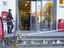 Gewalttat in Norwegen: Der Mann mit dem Pfeil im Rücken