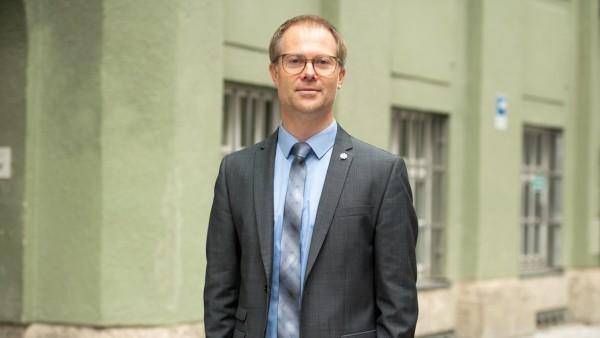Der neue Leiter der Münchner Mordkomission