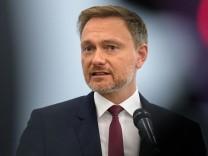 Nach der Bundestagswahl: Kubicki will Lindner als neuen Finanzminister