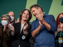 Nach der Bundestagswahl: Grüne wollen Finanzministerium nicht kampflos der FDP überlassen