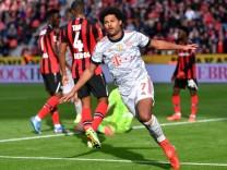 FC Bayern in der Einzelkritik: Gnabry ist Dauerstress für Leverkusen