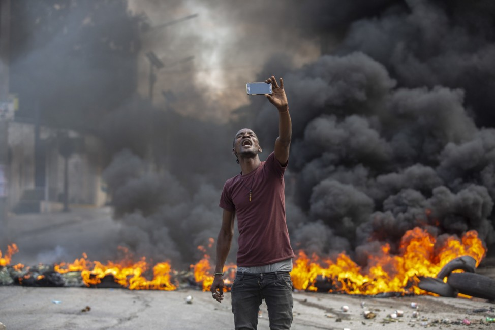 Lage in Haiti