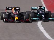 Formel 1 in Austin: Flucht ins Ziel im Mercedes-Revier