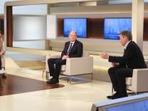 TV-Runde bei Anne Will: Wenn der Scholzomat auf Kanzler umschaltet