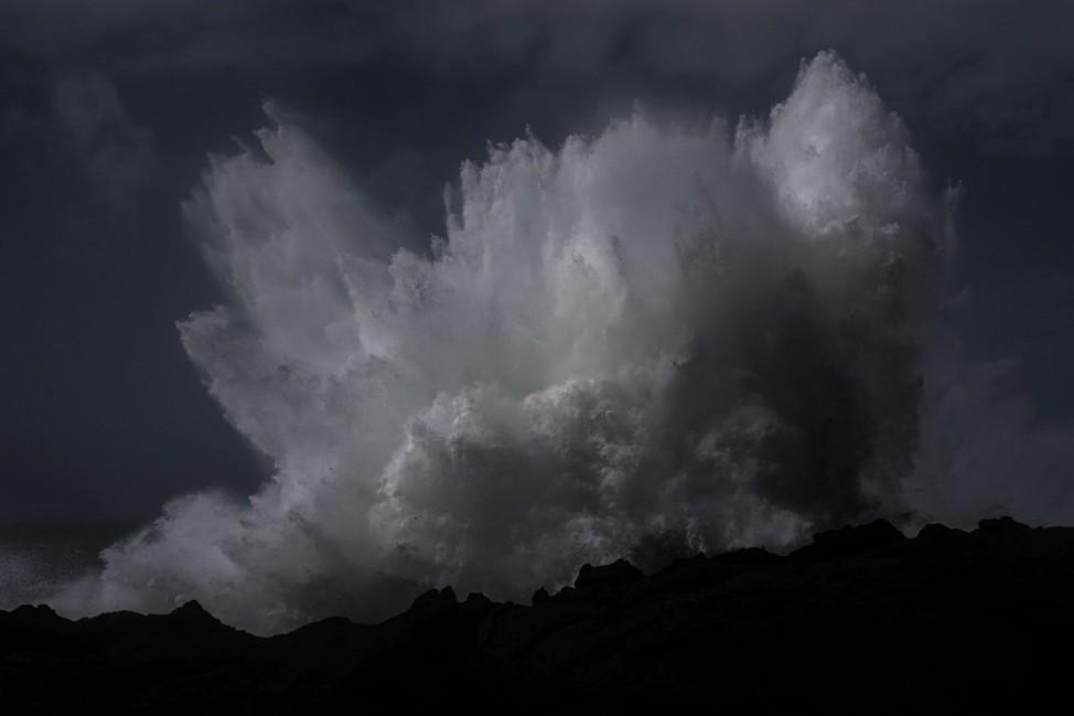 'Bomb Cyclone' Brings Heavy Precipitation To Northwest United States