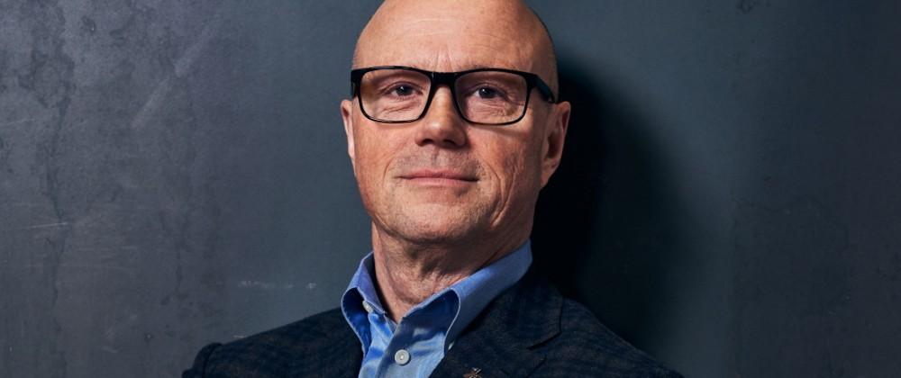 Patrik Frisk, Präsident und CEO von Under Armour