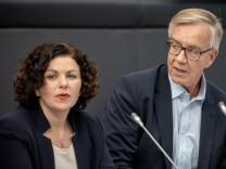 Fraktionssitzungen im Bundestag