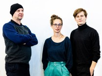 Dreier-Team am Staatstheater: Neue Leitung in Cottbus