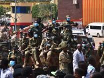 Sudan: Putschisten ziehen Botschafter ab