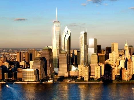 Freedom Tower, N. Y. C.