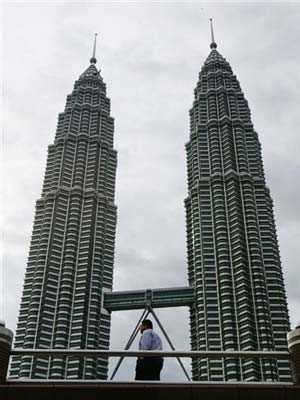 petronas (twin) towers