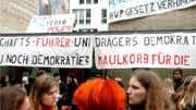 Studenten-Protest