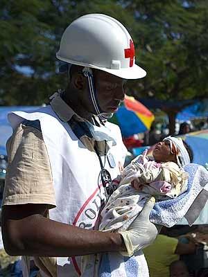 AFP, Haiti