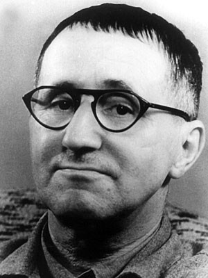 Bertolt Brecht, dpa