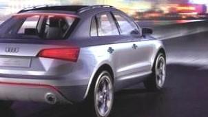 Audi Q3-Studie