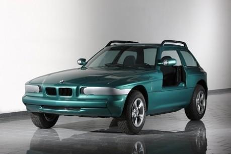 BMW Z1 Coupé Studie
