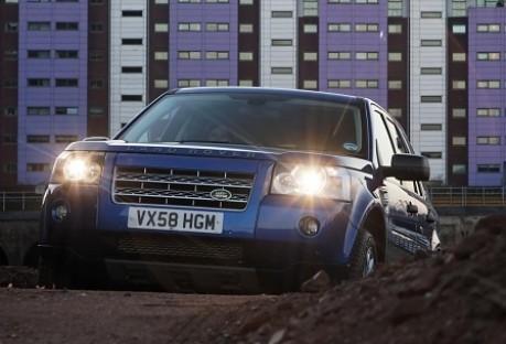 AMI 2010 Land Rover Freelander