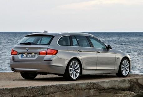 AMI 2010 BMW 5er Touring
